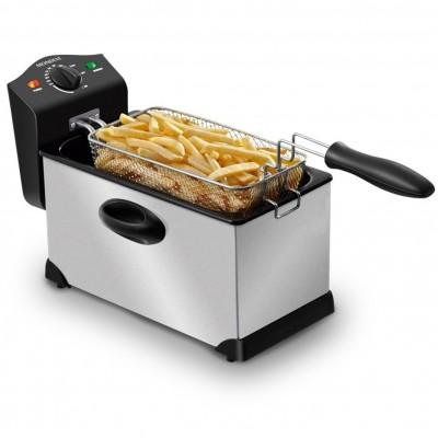 Freidora premium mondial fryer ft06 2000w 3.5l - Imagen 1