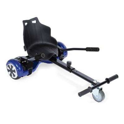 Kit hoverboard phoenix n1 - ebalance color azul 6.5pulgadas 500w + hoverkart asiento phoenix gk1 - Imagen 1