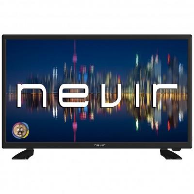 Tv nevir 24pulgadas led hd ready -  nvr - 7431 - 24rd - n  hdmi -  usb - r -  negro incluye adaptador de coche - Imagen 1