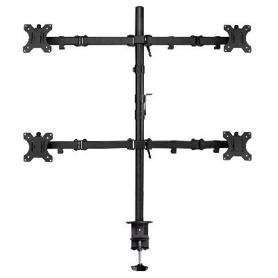 """Ewent EW1514 soporte de mesa para pantalla plana 81,3 cm (32"""") Abrazadera/Atornillado Negro - Imagen 1"""