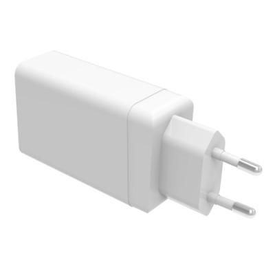 CoolBox COO-CU2QC30-T cargador de dispositivo móvil Interior Blanco - Imagen 1