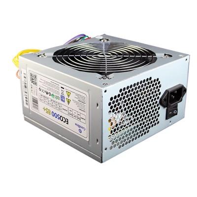 CoolBox ECO500 85+ unidad de fuente de alimentación 300 W 20+4 pin ATX ATX Gris - Imagen 1