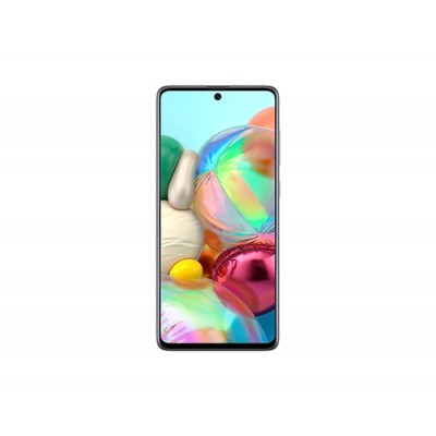 "Samsung Galaxy A71 SM-A715F 17 cm (6.7"") 6 GB 128 GB SIM doble 4G USB Tipo C Negro 4500 mAh - Imagen 1"