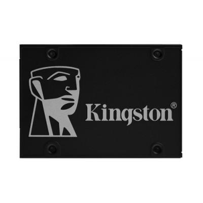 "Kingston Technology KC600 2.5"" 256 GB Serial ATA III 3D TLC - Imagen 1"