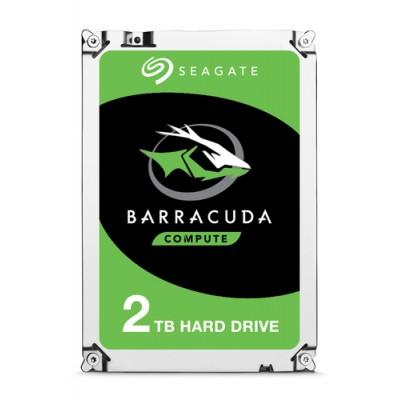 "Seagate Barracuda ST2000DM008 disco duro interno 3.5"" 2000 GB Serial ATA III - Imagen 1"