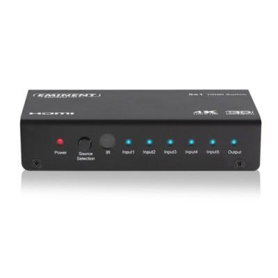 Eminent AB7819 interruptor de video HDMI - Imagen 1