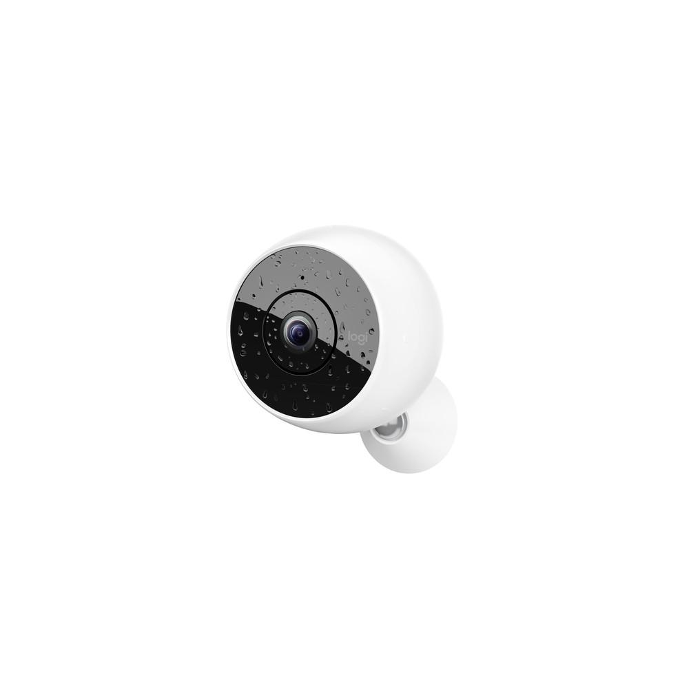 Logitech Circle 2 Cámara de seguridad IP Interior y exterior Almohadilla Techo/Pared/Escritorio 1920 x 1080 Pixeles - Imagen 1