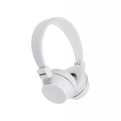 Denver BTH-205WHITE Auriculares Diadema Blanco - Imagen 1