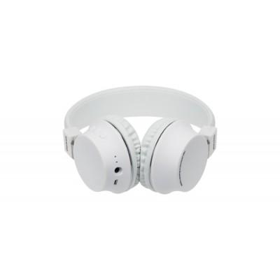 Denver BTH-205WHITE Auriculares Diadema Blanco - Imagen 2
