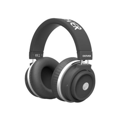 Denver BTH-250 BLACK Auriculares Diadema Negro - Imagen 1