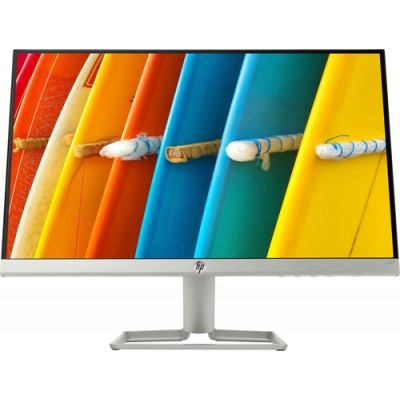 "HP 22f 54,6 cm (21.5"") 1920 x 1080 Pixeles Full HD LED Negro, Plata - Imagen 1"