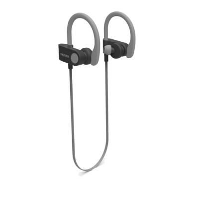 Denver BTE-110 GREY Auriculares Banda para cuello Negro, Gris - Imagen 1