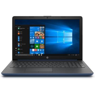 """HP 15-da0034ns Portátil Azul, Plata 39,6 cm (15.6"""") 1366 x 768 Pixeles 7ª generación de procesadores Intel® Core™ i3 8 GB DDR4-S"""