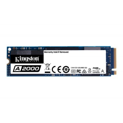 Kingston Technology A2000 M.2 1000 GB PCI Express 3.0 3D NAND NVMe - Imagen 1