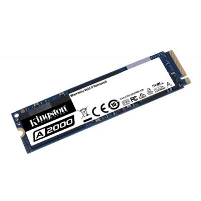 Kingston Technology A2000 M.2 1000 GB PCI Express 3.0 3D NAND NVMe - Imagen 4