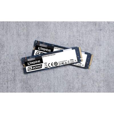 Kingston Technology A2000 M.2 1000 GB PCI Express 3.0 3D NAND NVMe - Imagen 7