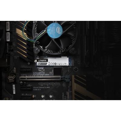 Kingston Technology A2000 M.2 1000 GB PCI Express 3.0 3D NAND NVMe - Imagen 8