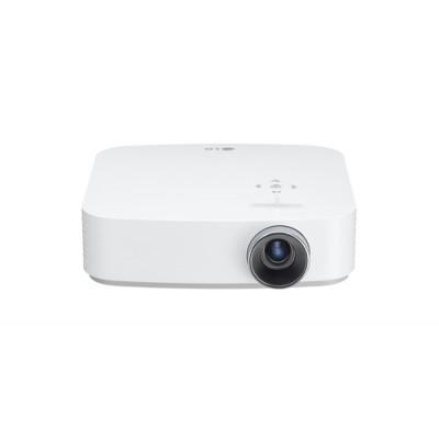 LG PF50KS videoproyector 600 lúmenes ANSI DLP 1080p (1920x1080) Proyector para escritorio Blanco - Imagen 1