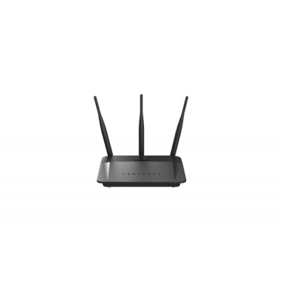 D-Link DIR-809 router inalámbrico Doble banda (2,4 GHz / 5 GHz) Ethernet rápido Negro - Imagen 2