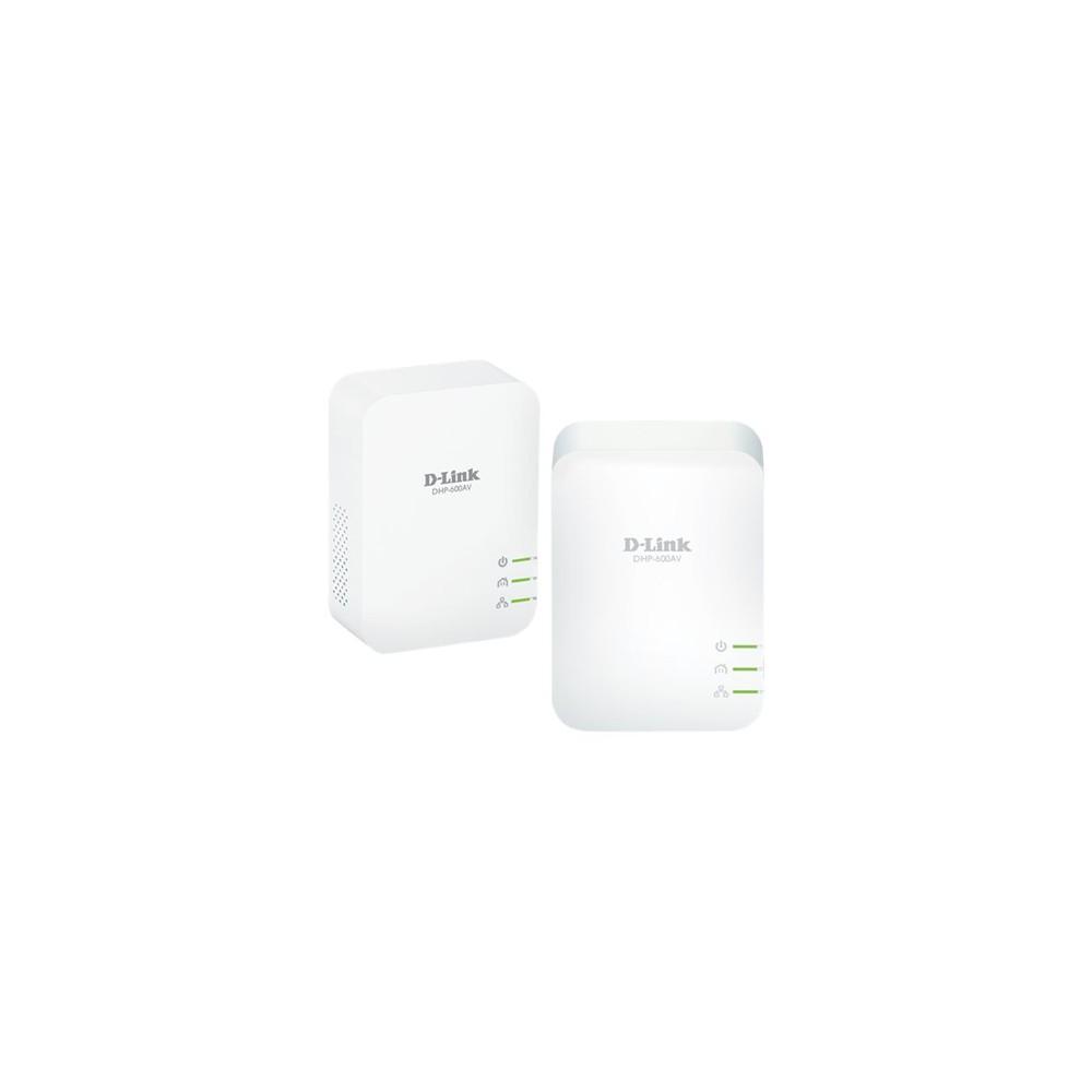D-Link DHP-601AV 1000 Mbit/s Ethernet Blanco 2 pieza(s) - Imagen 1