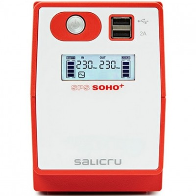 Sai salicru sps 500 soho+ 500va -  300w -  linea interactiva -  schuko - Imagen 1