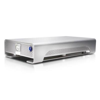 Disco duro externo hdd g - technology g - drive 4tb 3.5pulgadas usb 3.1 gen 1 - thunderbolt 3  usb - c - Imagen 1