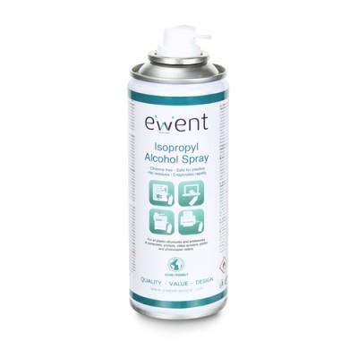 Ewent EW5613 kit de limpieza para computadora Espray para limpieza de equipos Impresora 200 ml - Imagen 1