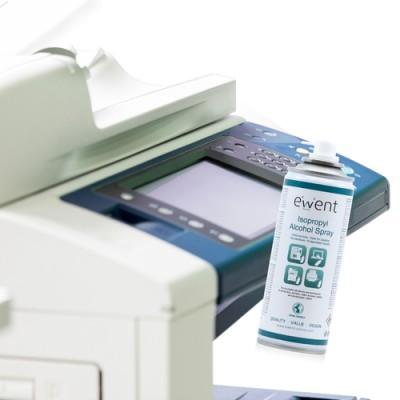 Ewent EW5613 kit de limpieza para computadora Espray para limpieza de equipos Impresora 200 ml - Imagen 3