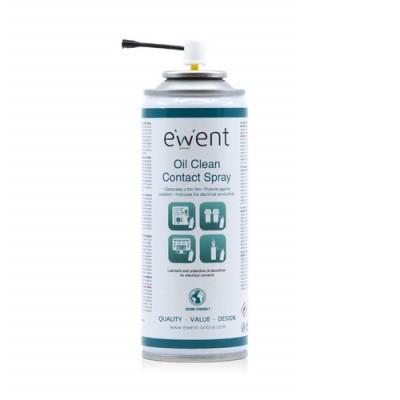 Ewent EW5615 kit de limpieza para computadora Espray para limpieza de equipos 200 ml - Imagen 1