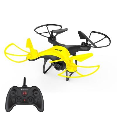 Drone hawk - x35 phoenix - 6 ejes -  control via movil - estabilizador altura hovering - camara 720p  wifi fpv - sin cabeza - au