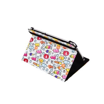 SilverHT Funda Universal Estampada - 9'' - 10.1'' - COOL ICE POP - Imagen 1
