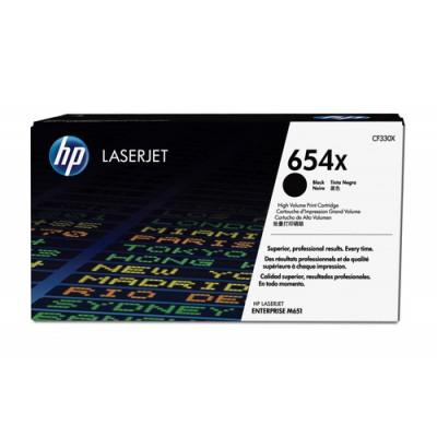 HP 654X Original Negro 1 pieza(s) - Imagen 1