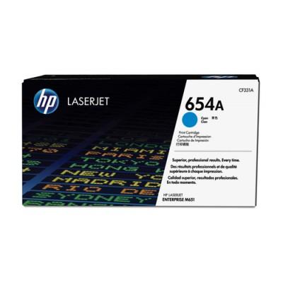 HP 654A Original Cian 1 pieza(s) - Imagen 1