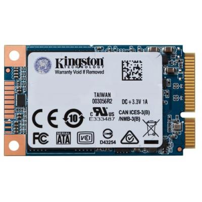 Kingston Technology UV500 mSATA 240 GB Serial ATA III 3D TLC - Imagen 1