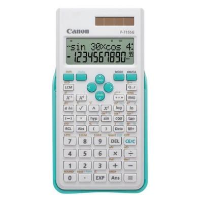 Canon F-715SG calculadora Escritorio Calculadora científica Azul, Blanco - Imagen 1