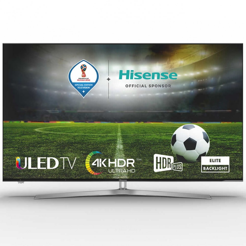 Tv hisense 55pulgadas uled 4k uhd -  55u7a -  hdr plus -  smart tv -  4 hdmi -  3 usb -  dvb - t2 - t - c - s2 - s -  quad core