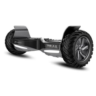 Hoverboard patinete phoenix ns8 - xtrail - motor 350w - ruedas 8.5pulgadas - autonomia hasta 15km - velocidad maxima 14km - h -