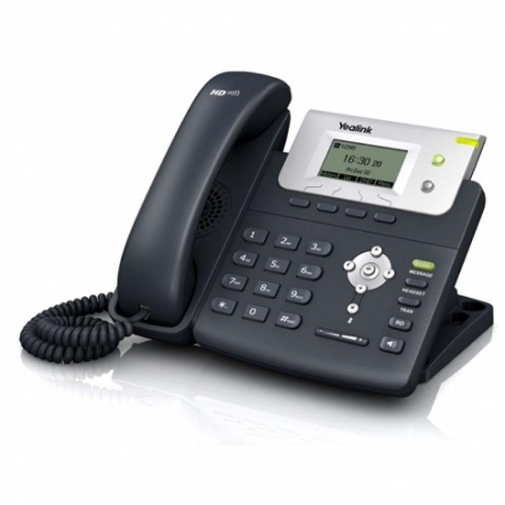 Telefono ip yealink sip - t21p full duplex -  1000 entradas - Imagen 1