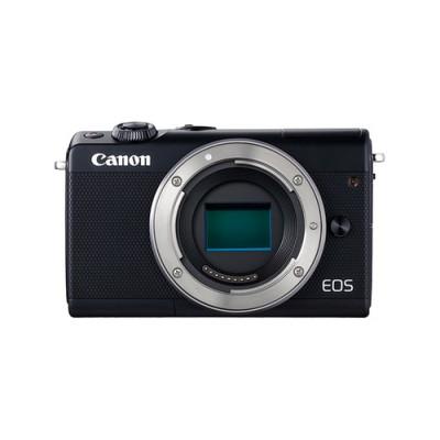 Canon EOS M100 Cuerpo MILC 24,2 MP CMOS 6000 x 4000 Pixeles Negro - Imagen 1