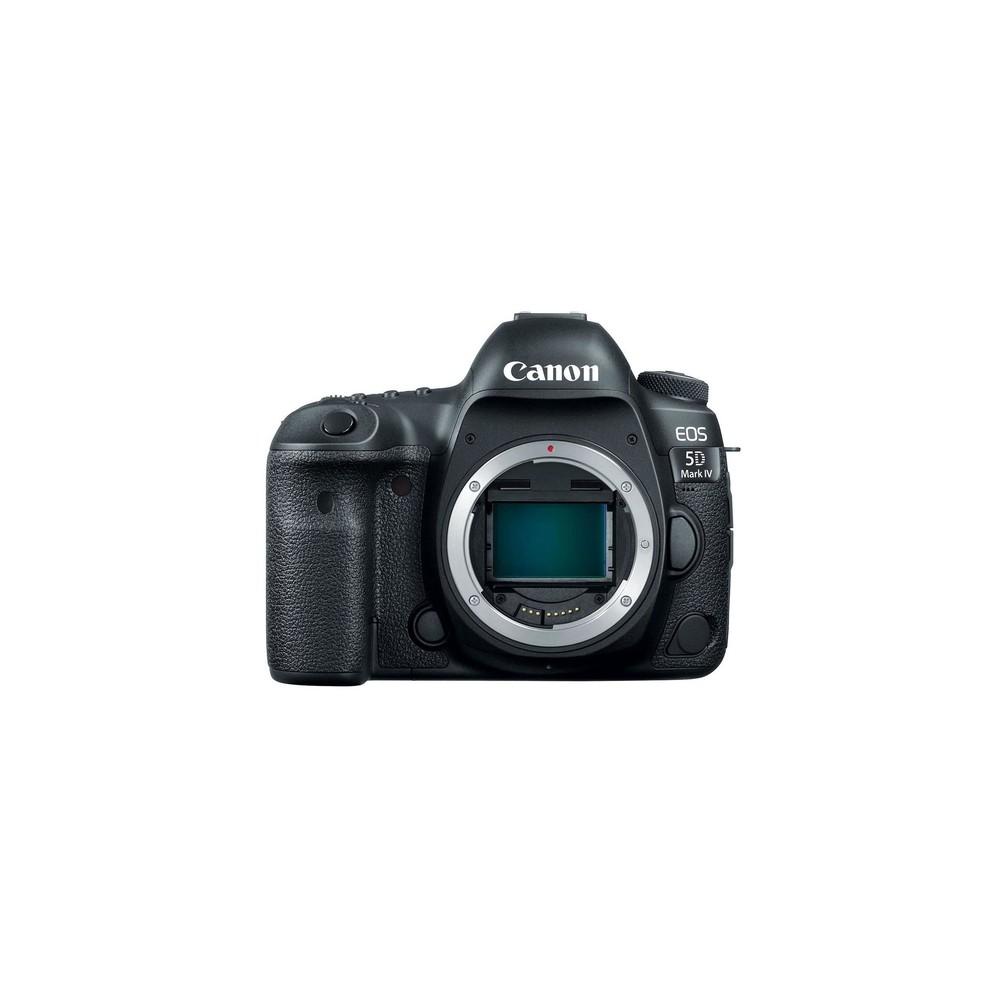 Canon EOS 5D Mark IV Cuerpo de la cámara SLR 30,4 MP CMOS 6720 x 4480 Pixeles Negro - Imagen 1
