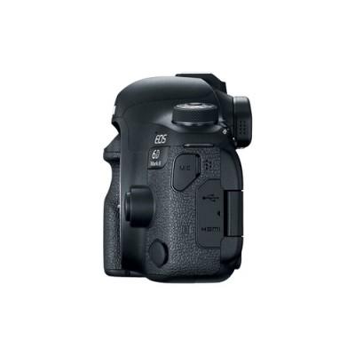 Canon EOS 6D Mark II + EF 24-105mm IS STM Juego de cámara SLR 26,2 MP CMOS 6240 x 4160 Pixeles Negro - Imagen 2
