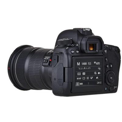 Canon EOS 6D Mark II + EF 24-105mm IS STM Juego de cámara SLR 26,2 MP CMOS 6240 x 4160 Pixeles Negro - Imagen 10