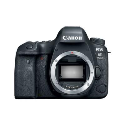 Canon EOS 6D Mark II + EF 24-105mm IS STM Juego de cámara SLR 26,2 MP CMOS 6240 x 4160 Pixeles Negro - Imagen 12