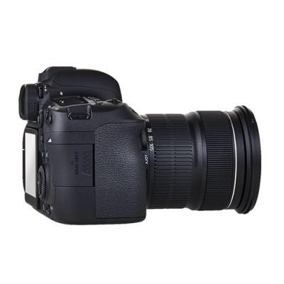 Canon EOS 6D Mark II + EF 24-105mm IS STM Juego de cámara SLR 26,2 MP CMOS 6240 x 4160 Pixeles Negro - Imagen 13
