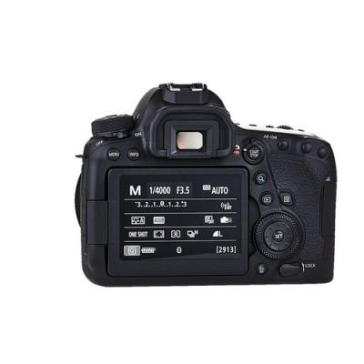Canon EOS 6D Mark II + EF 24-105mm IS STM Juego de cámara SLR 26,2 MP CMOS 6240 x 4160 Pixeles Negro - Imagen 14