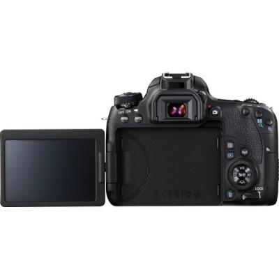 Canon EOS 77D + 18-55mm F4.0-5.6 IS STM Juego de cámara SLR 24,2 MP CMOS 6000 x 4000 Pixeles Negro - Imagen 4