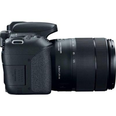 Canon EOS 77D + EF-S 18-135mm 3.5-5.6 IS USM Juego de cámara SLR 24,2 MP CMOS 6000 x 4000 Pixeles Negro - Imagen 8