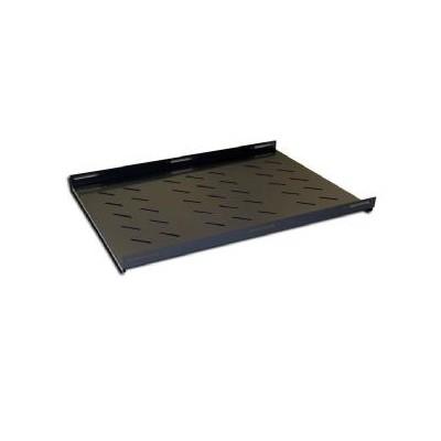 Bandeja para armario rack 19pulgadas 1u - 1000mm 4 puntos de fijacion max. 30kg - Imagen 1